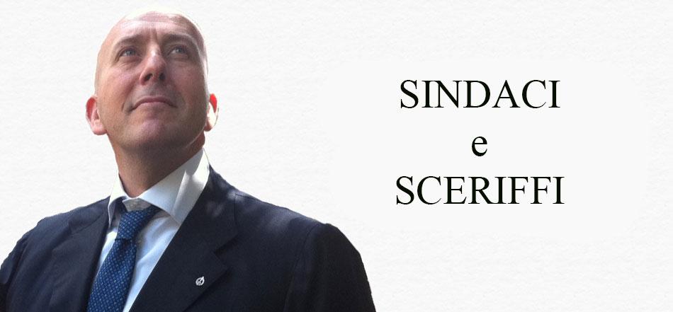 Sindaci e Sceriffi - Avv. Sergio Rastrelli